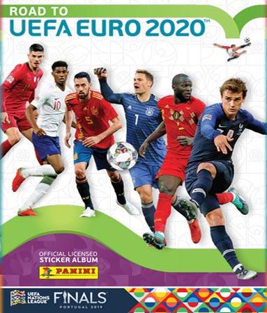 Panini Road to Euro 2020