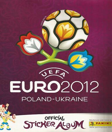 PaniniUefa Euro 2012