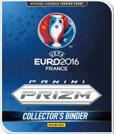 Panini Prizm Euro France 2016