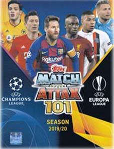 Topps Match Attax 101 2019-20