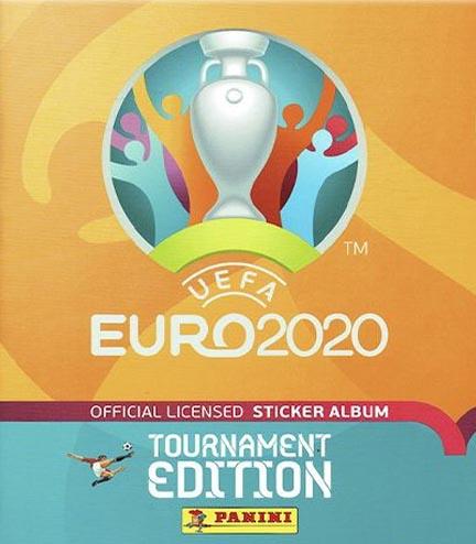 Panini Uefa Euro 2020 Tournament Edition