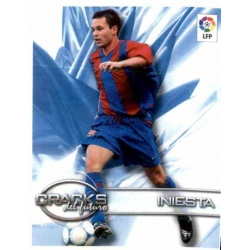 Iniesta Rookie Cracks Futuro SuperLiga 2002-03