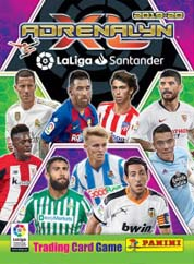 ADRENALYN XL LIGA SANTANDER 2019-20