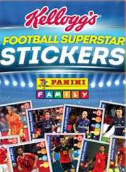 KELLOG'S SUPERSTAR STICKERS