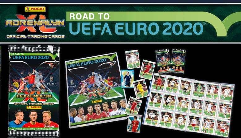 Adrenalyn XL Road To Uefa Euro 2020