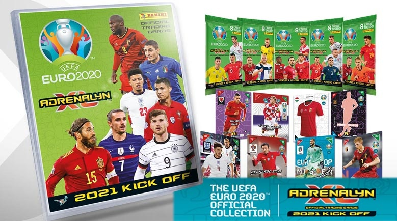 Adrenalyn XL Euro 2020 Kick Off 2021