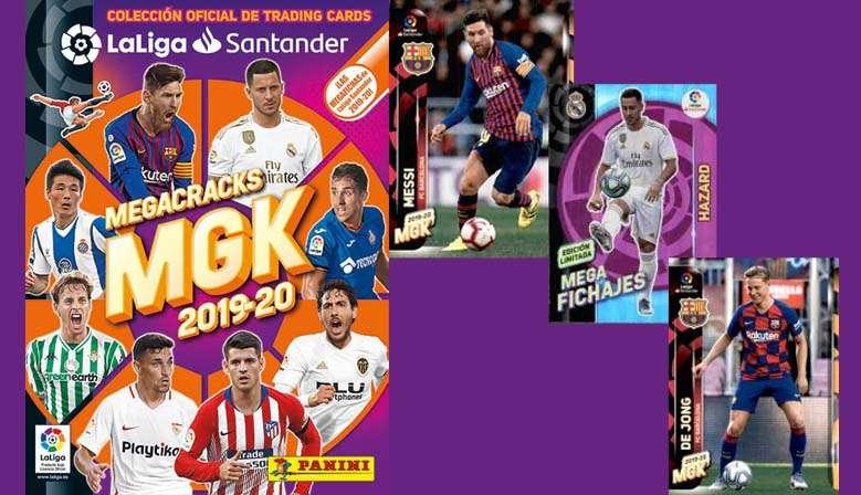Panini Megacracks 2019-20