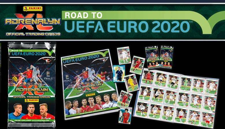 Adrenalyn XL Road To Uefa Euro 2020