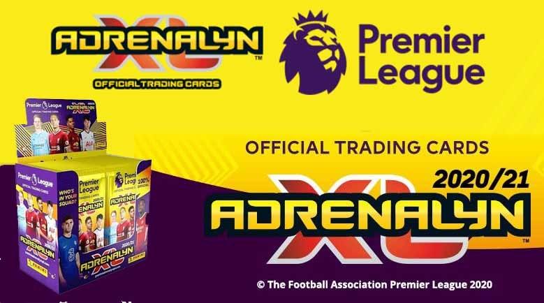Panini Adrenalyn XL Premier League 2020-21