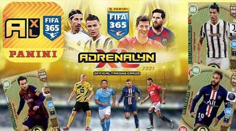 Adrenalyn XL Fifa 365 2021