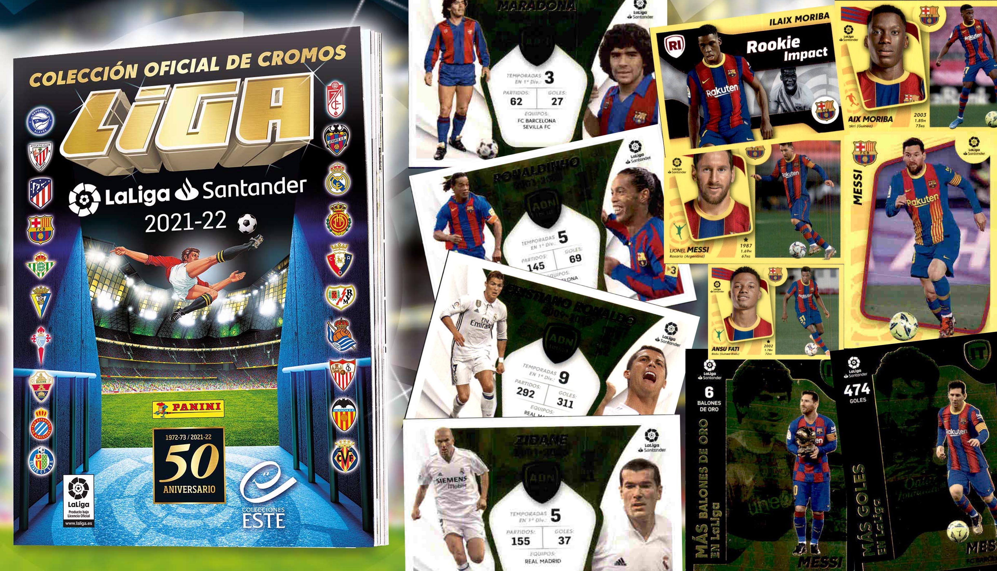 Liga Este 2021-22