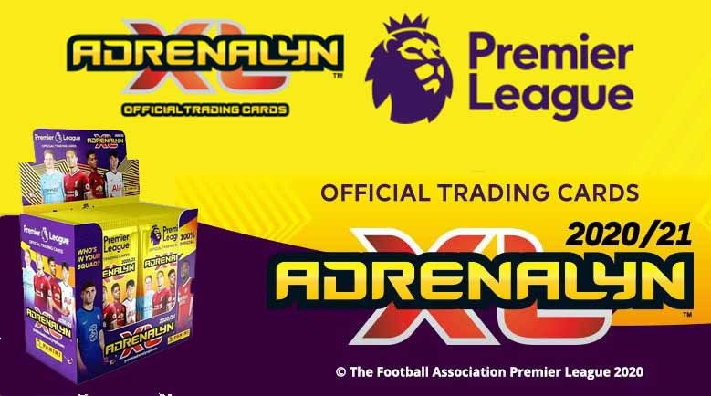 Panini Adrenalyn XL Premier League 2020-21