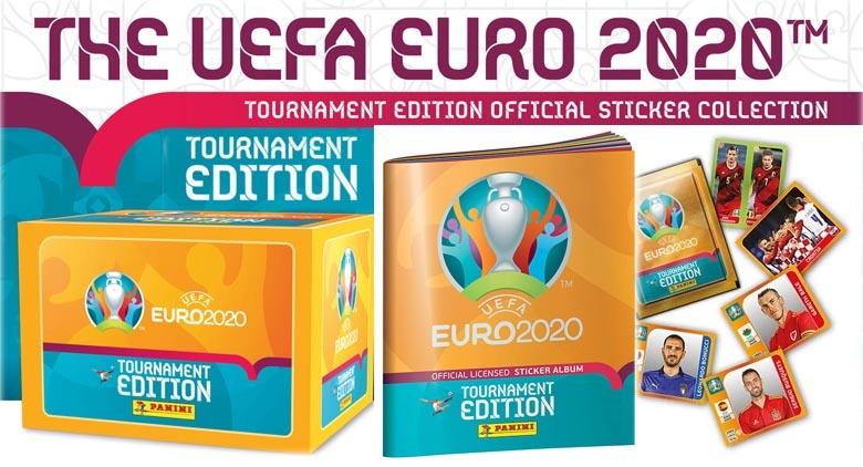 Panini Uefa Euro Tournament Edition 2020