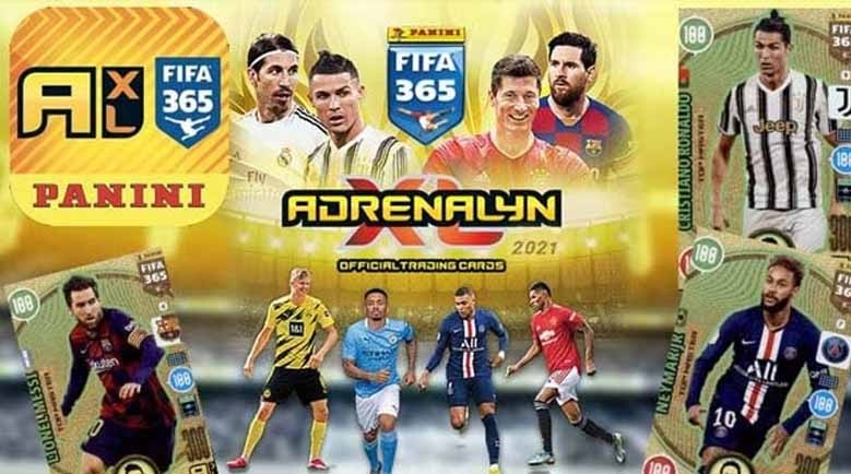 Adrenalyn XL Fifa 365 2021
