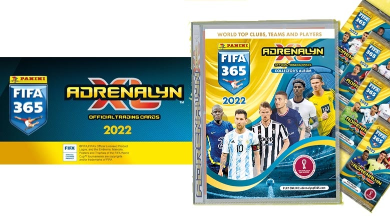 Adrenalyn XL Fifa 365 2022