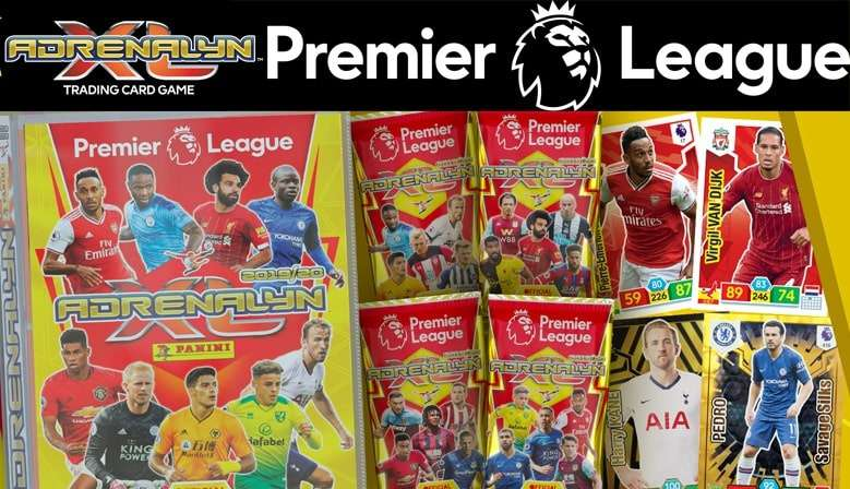 Adrenalyn XL Premier League 2019-20