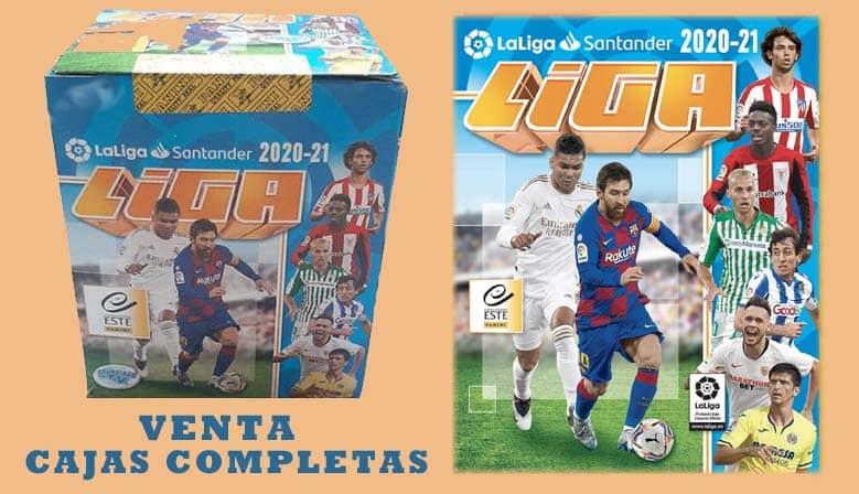 Panini Liga Este 2020-21