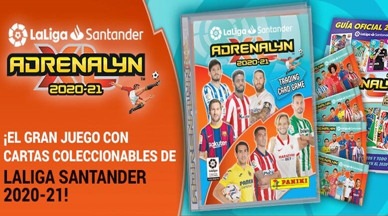 Adrenalyn XL Liga Santander 2020-21