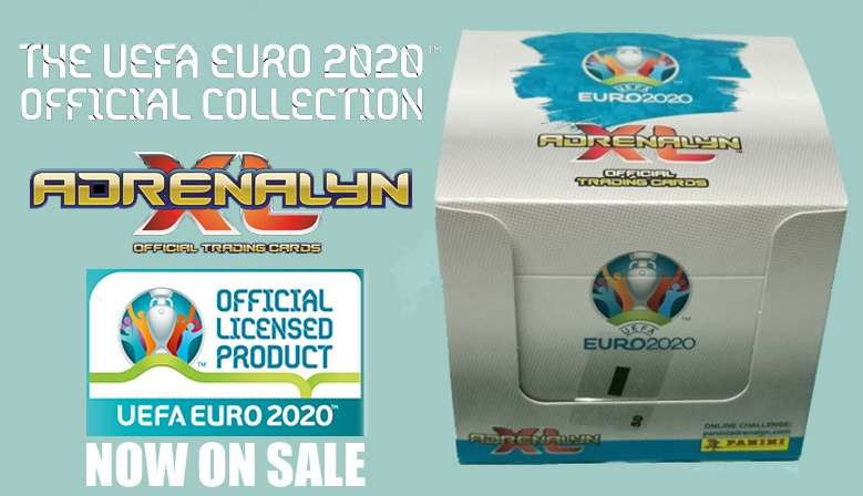 Box Adrenalyn XL Uefa Euro 2020