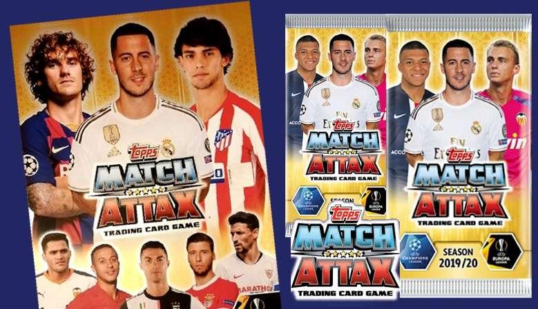 Topps Match Attax Champions League 2019-20
