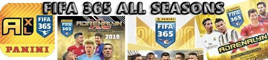 Adrenalyn XL Fifa 365 All Seasons